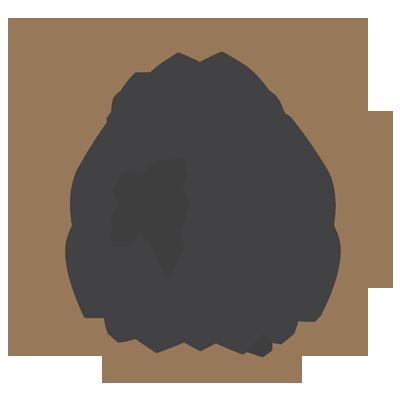 ikona icoone laser męski