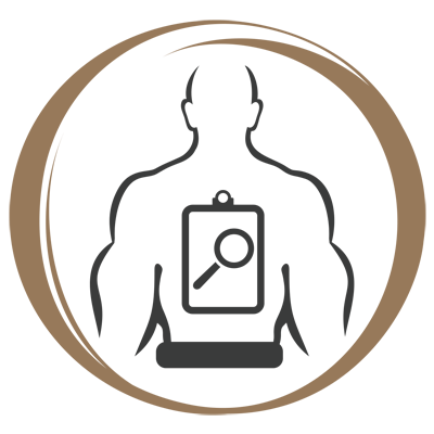 ikona męski masaż cell body fat